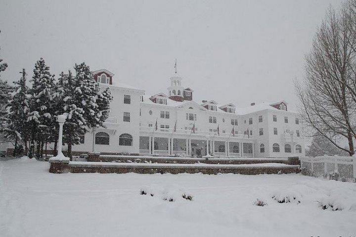 Le Stanley Hotel à Estes Park dans le Colorado