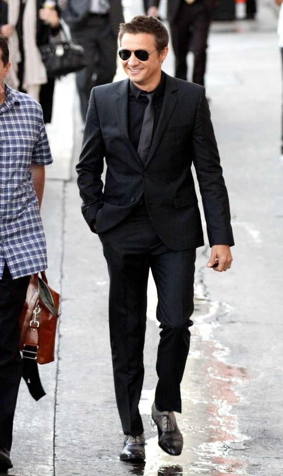 50 best suits images on Pinterest | Menswear, All black suit and ...