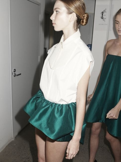 #fashionweekdreamery - Ellery S/S 12/13 Yimmy Yayo x Ellery: Part 2