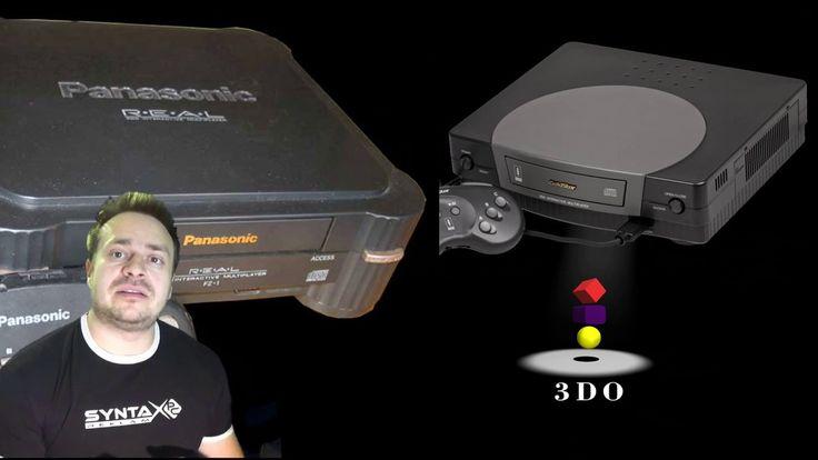 ▶️ Classic Game Tour ® Panasonic 3DO【régi videó】