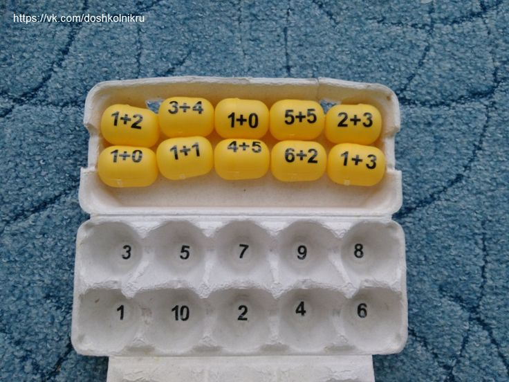 Hands-on math game to craft