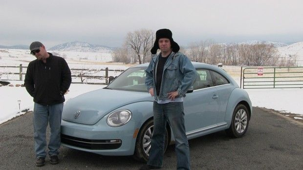 #2013 #VW #Beetle #TDI #Diesel #Mile #High 0-60 #MPH #Performance #Test at altitude @Volkswagen USA @tflcar