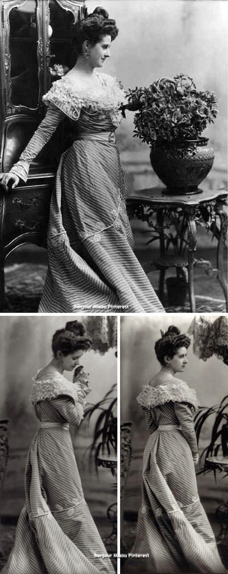 Actress Sarah Brooke (1875-1958), London, March 1, 1898. Photo: Lafayette
