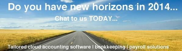 Chat to us today about how we can help your business reach new horizons in 2014! Shoebooks  As a cloud accounting software, bookkeeping and payroll processing business that spends it's days helping customers connect their systems and manage their business from anywhere at anytime.
