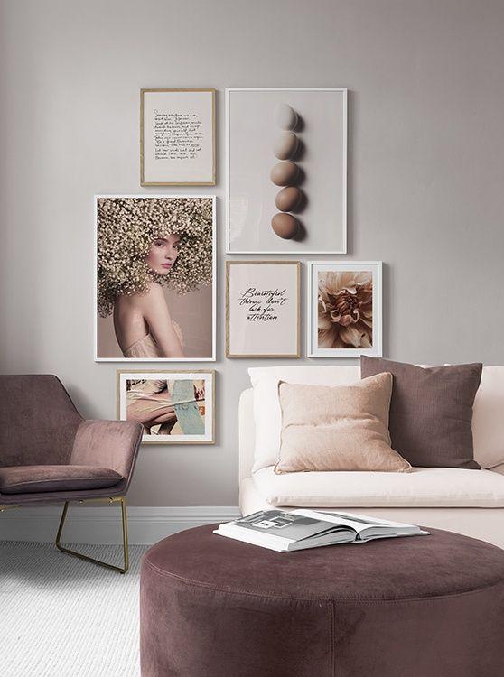 Inspiration Fur Deine Bilderwand Und Postercollage Desenio