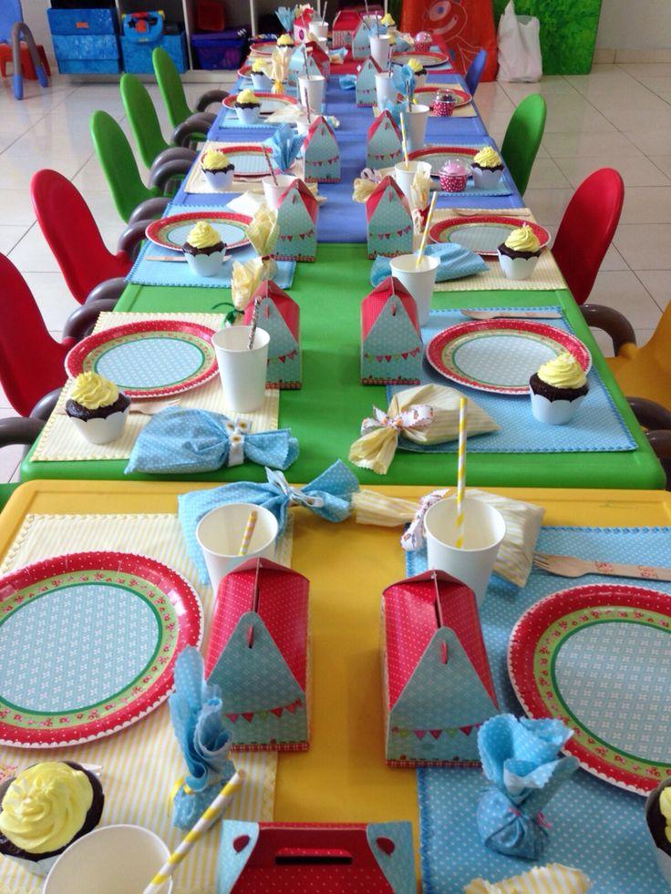 Festa na Escola com produtos exclusivos Clube BBB Festas!