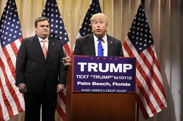How Darrell Hammond Channels His Inner Donald Trump on 'SNL' | Billboard