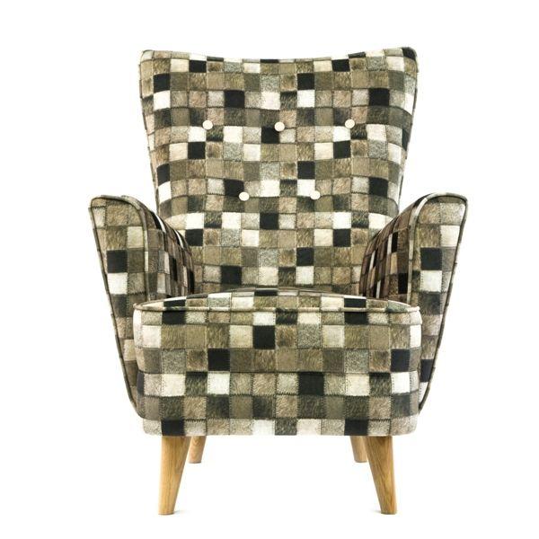 LUPUS - nowość w ofercie LECH modern fabrics! #nowość #modern #fabrics #tkaniny