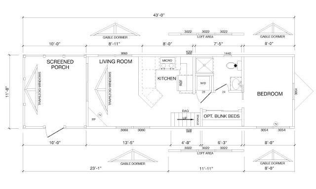 25 best ideas about park homes on pinterest park model for Chattahoochee floor