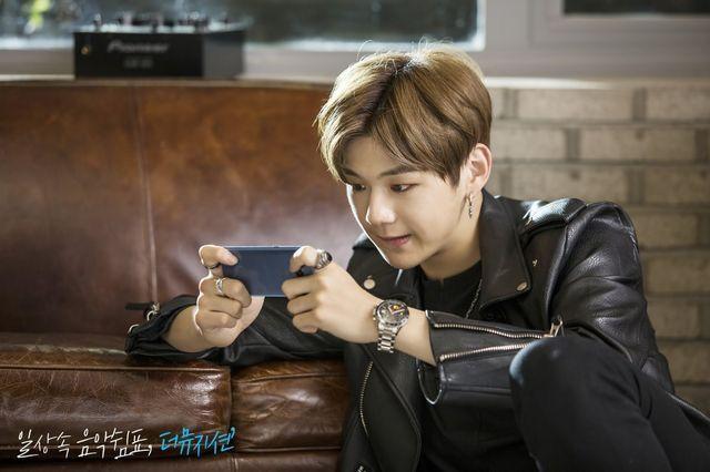 Wanna One x The musician - Daniel