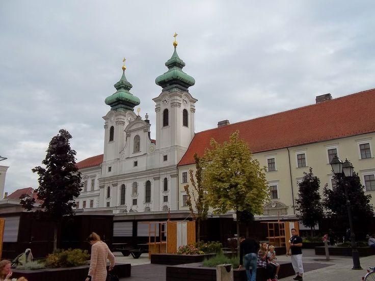 chiesa benedettina di Sant'Ignazio di Loyola
