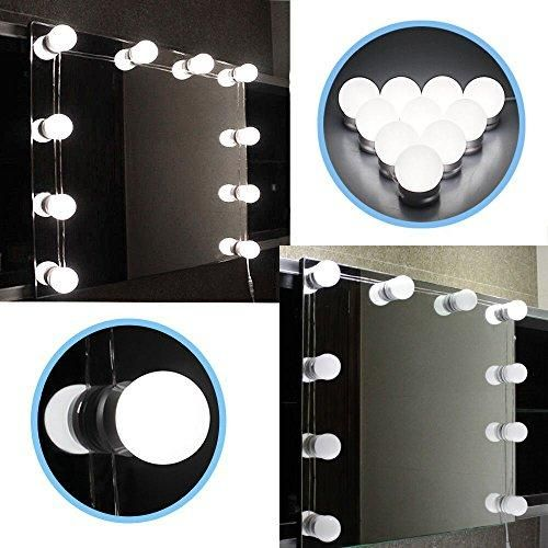 Lighting Fixture Strip For Makeup Vanity Table Set Narvaymarket
