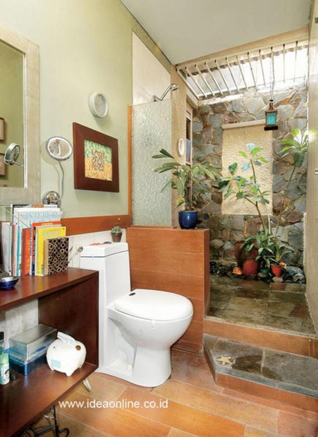 iDEA Online - Interior - 2 Zone in Bathroom