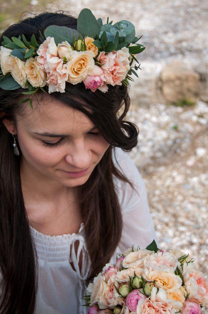 Wianek Ślubny #slub #ślub #bukiet #bukiety #zielonenabialym #wiazankislubne #bukietyslubne #slubneinspiracje #slubjeleniagora #slubmyslakowice #slubwplenerze #wianekslubny #slubrustykalny #slubboho #boho #wedding #flower