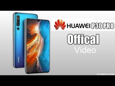 Huawei P30 Pro Full Phone Specifications, Feature, Price, Official