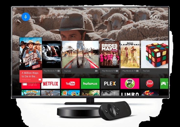 Asus made Nexus Player  the first device to run Android TV