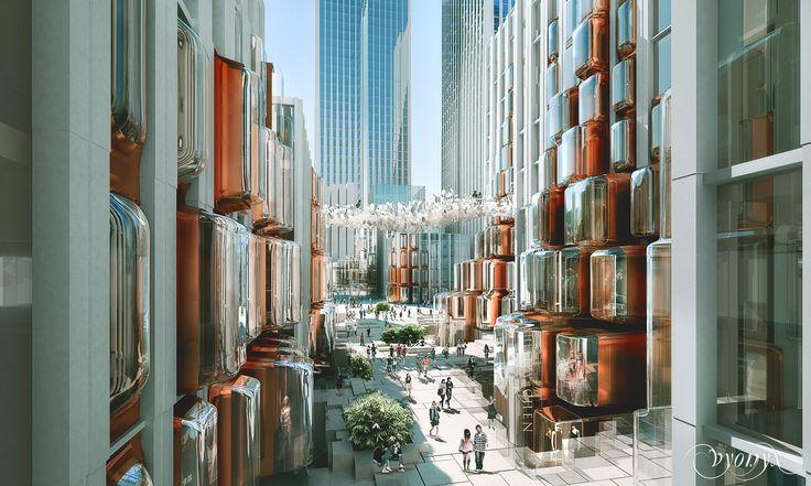Shanghai Bund International Financial Centre