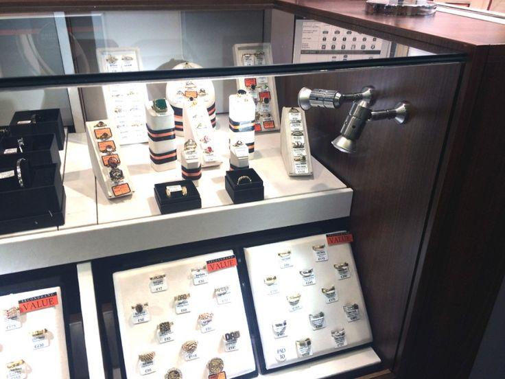 SPECTRUM Miniature MR11 LED Spotlights - Display Lighting Ltd