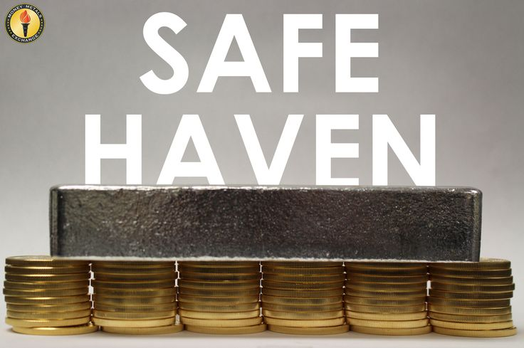 Precious metals like #gold and #silver have proven time and time again to be a safe haven during uncertain times. #moneymetals