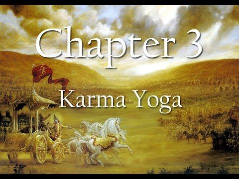 Bhagavad Gita Chapter 3 | Karma Yoga | Science of Identity Foundation