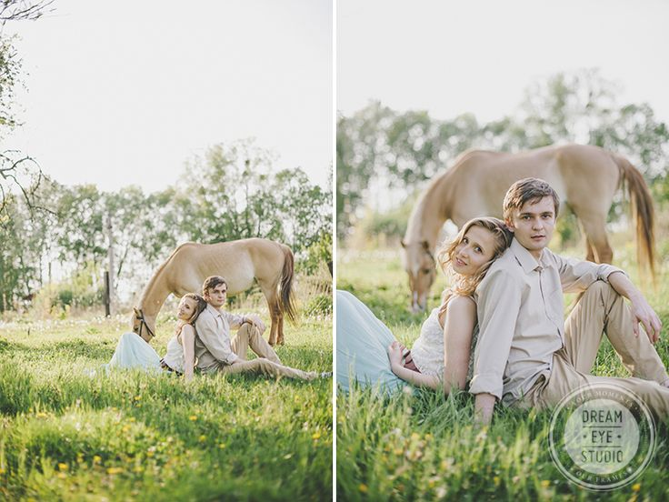 http://dreameyestudio.pl/ #dreameyestudio #horse #beforeweddingsession #love #photography #weddingphotographers