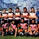 Un fiore rosanero, inno per il Palermo calcio con musica di Melodia » Football a 45 giri | Football a 45 giri