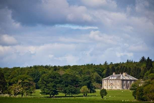 Capheaton Hall wedding venue in Newcastle upon Tyne, Northumberland