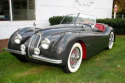 Jaguar Cars For Sale. I like this...,red all under, would go nicely with Christian Louboutin heels..