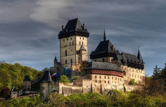 Castello di Karlštejn
