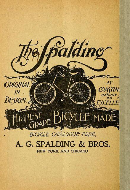 spalding logo, vintage, old_0052 by karlheinsport, via Flickr