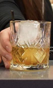 Rusty Nail Recipe: - 3 cl Grant's Blended Scotch Whisky - 3 cl Drambuie Glass: Rocks Ice: Cubed Method: Build