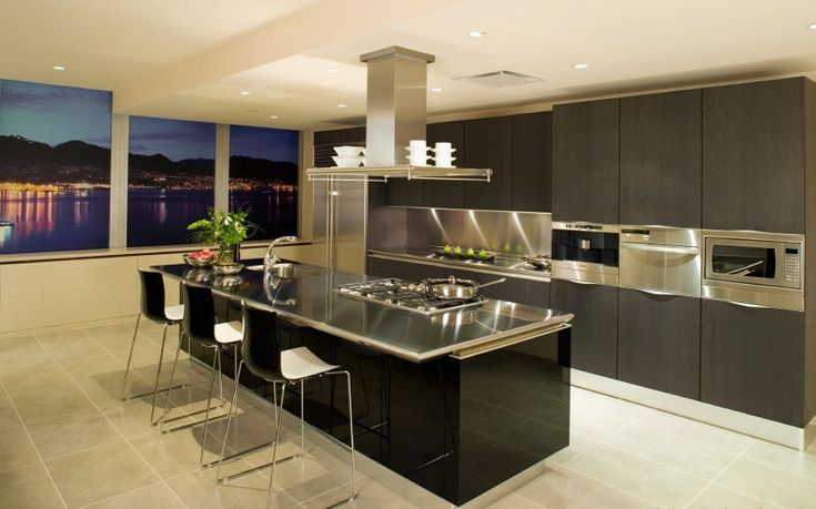 2016 Stainless Steel Kitchen Countertops Cost - http://evafurniture.com/stainless-steel-kitchen-countertops-cost/
