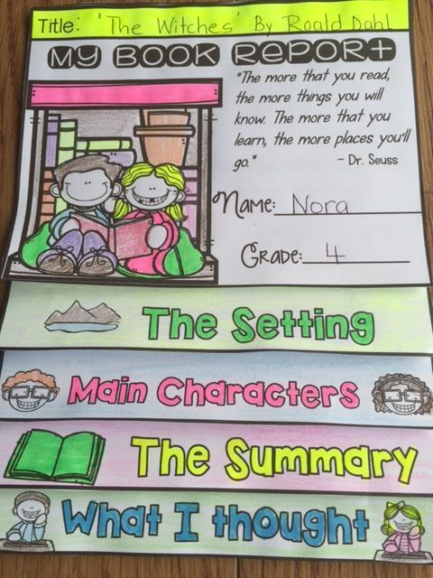 Use this EDITABLE Book Report flipbook organizer to scaffold the structure of a Book Report. The prompts for each of the key elements of a Book Report will help students write effectively and be on track. https://www.teacherspayteachers.com/Product/BOOK-REPORTS-1840213