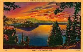 hand tinted postcard - Google Search