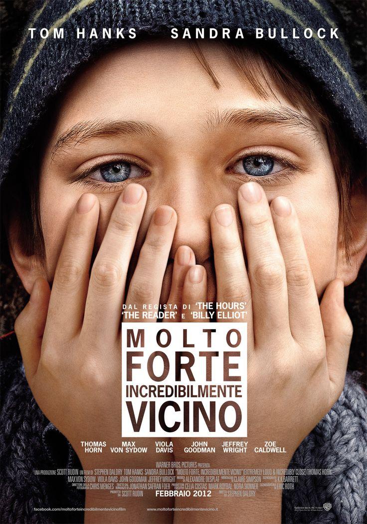 Molto Forte Incredibilmente Vicino: bel film. Adesso sono curioso di leggere il libro! #cinema