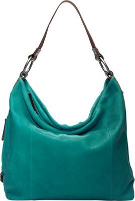 Ellington Handbags Sadie Glazed Hobo Aquamarine - via eBags.com!