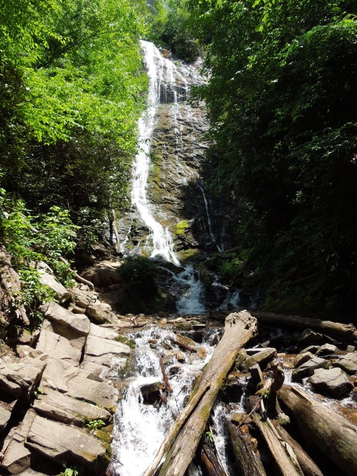Mingo Falls Cherokee Indian Reservation, North Carolina