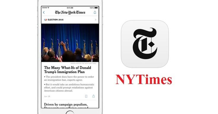 http://ift.tt/2hSUMTK removes New York Times app from Chinese App Store http://ift.tt/2iDdWkn  According to a report fromThe New York Times Apple removed New York Times news app from theChinese iOS App Store. The reportsaysthat Apple removed the NYTimes news applications from App Store in China with a request from Chinese authorities.  New York Times app now unable to be downloaded in China as Apple removed both the English-language and Chinese-language apps from the App Store on December 23…