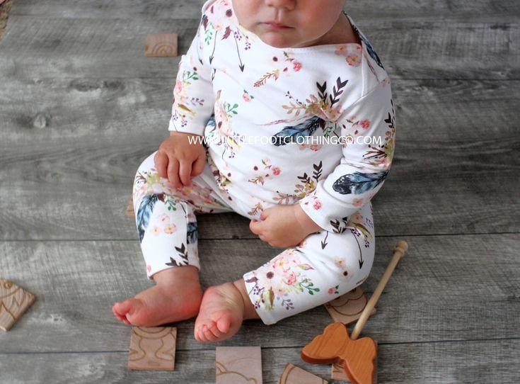 Baby girl clothes, baby girl, baby girl romper, organic romper, organic baby clothes, newborn baby romper, infant romper, baby clothes by LittleFootClothingCo on Etsy https://www.etsy.com/listing/494359446/baby-girl-clothes-baby-girl-baby-girl