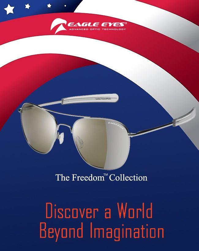 Eagle Eyes Sunglasses - Look Book
