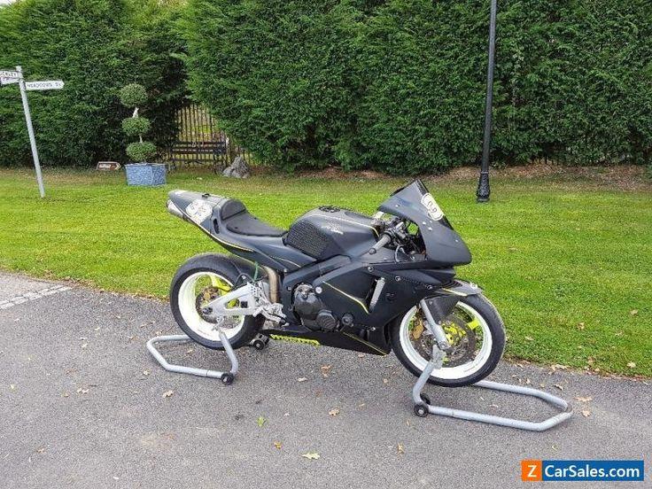 Honda cbr 600rr track bike  #honda #cbr #forsale #unitedkingdom