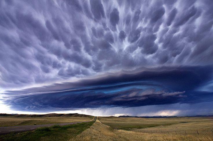 Montana Supercell (by antonyspencer)