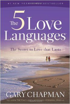 Chapman: The 5 Love Languages.  Welche Love Language brauchst du?  Words of Affirmation, Quality Time, Receiving Gifts, Acts of Service, and Physical Touch