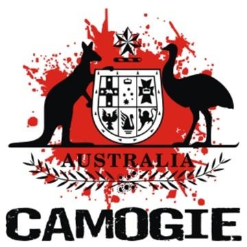 Australia Camogie / Blood T-Shirt