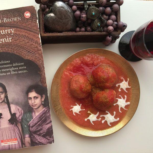 Polpette al Curry: fatti conquistare dalla ricetta che unisce i sapori della lontana India e dal pomodoro. Scoprila ora.