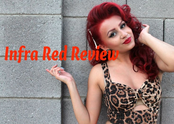 Review on Manic Panic Infra Red