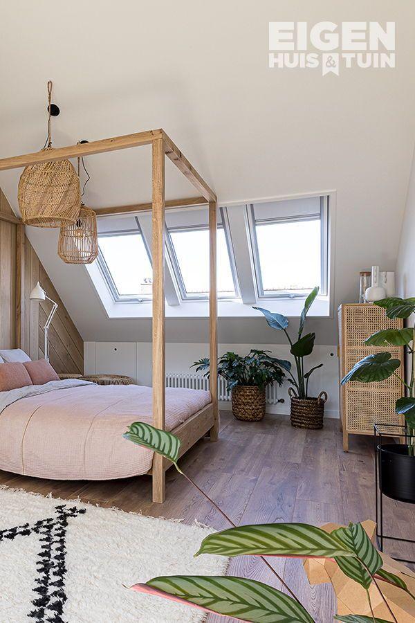 Benieuwd Wat De Slaapkamertrends Zijn Van Dit Moment Je Leest Het Hier Slaapkamerdecoratie Bed Decoratie Slaapkamerideeen