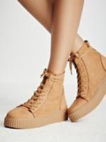 J / Слайды Riva Узелок Sneaker в Free People бутик одежды