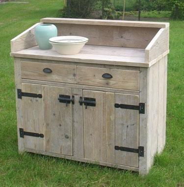 Steiger houten meubel