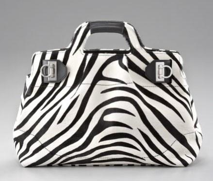 Salvatore Ferragamo Zebra W Bag
